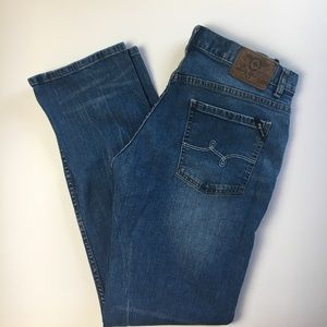 LRG true straight fit jeans